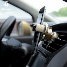 نگهدارنده گوشی بروی دریچه اتومبیل بیسوس Baseus Auto Clip Holder