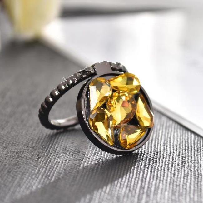 هولدر انگشی نگین دار الماسی لاکچری