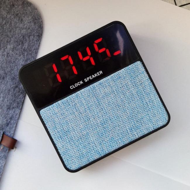 اسپیکر بلوتوث طرح ساعت Speaker Bluetooth T1 LED Watch