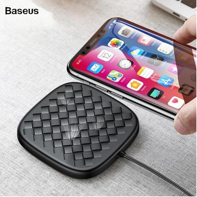 شارژر وایرلس بیسوس Baseus BV Wireless Charger