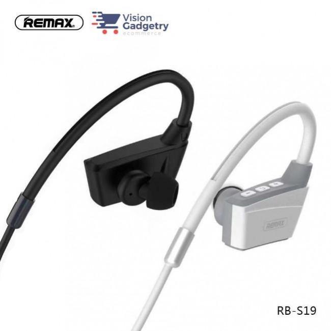 هندزفری بلوتوث گردنی ریمکس REMAX Wireless Sports Earphone RB-S19