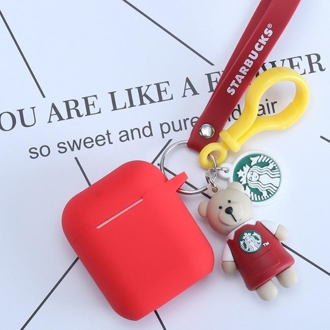جا سوئیچی شخصیت های استارباکس Starbucks Actor Keychain
