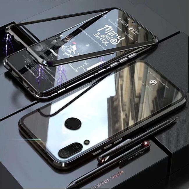 قاب مگنتی شیشه ای گوشی هواوی Magnet Bumper Case Huawei Nova 4