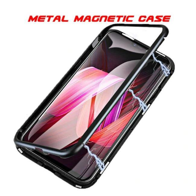 قاب مگنتی شیشه ای هواوی Magnet Bumper Case Huawei P Smart 2019