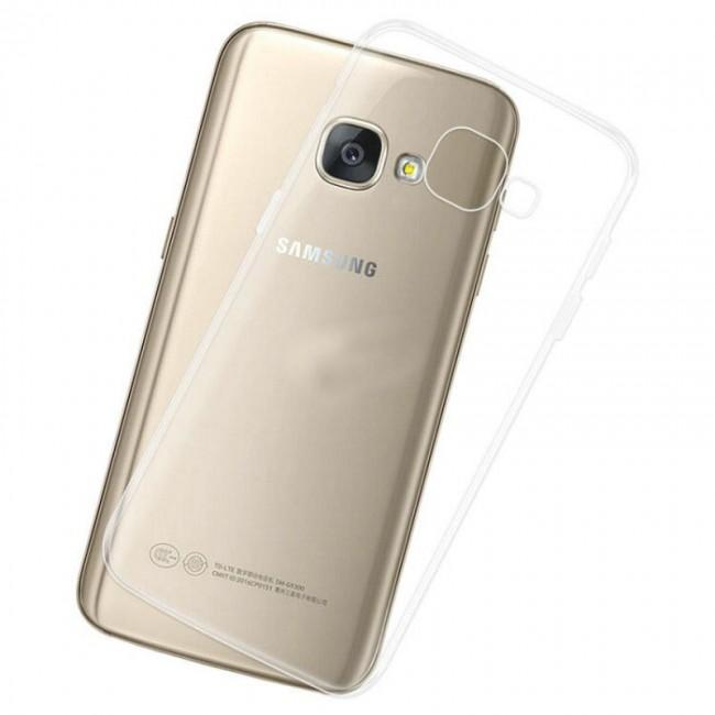 قاب طلقی دور ژله ای Talcous CaseSamsung Galaxy A3 2017