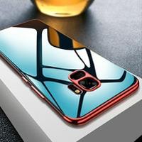 قاب ژله ای BorderColor Case Samsung Galaxy A8 Plus 2018