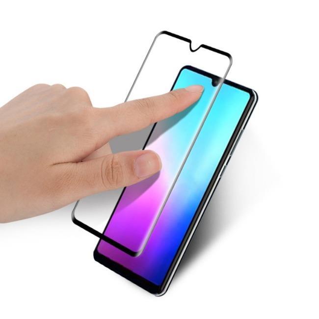 فول گلس فول چسب هواوی Full Glass Huawei Mate 20