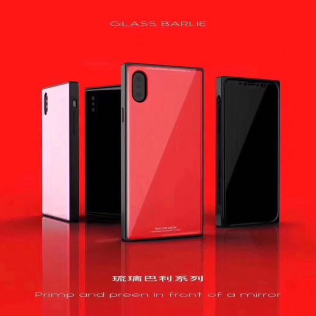 قاب پشت گلس Back Glass Case Apple iPhone 6