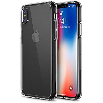 قاب ژله ای پشت طلقی Talcous Case Apple iPhone X