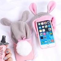 قاب Pink Hat زمستانی کلاه صورتی Case Apple iPhone 7