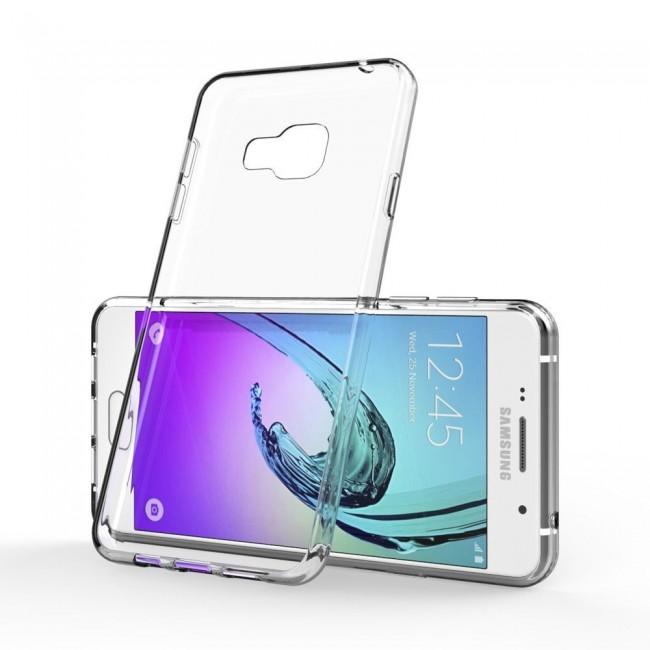 قاب ژله ای شفاف Slim Soft CaseSamsung Galaxy A5 2016