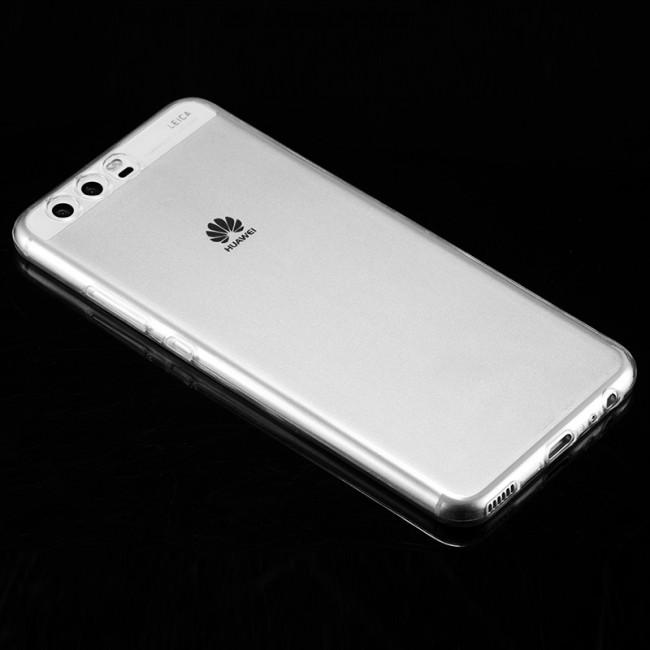 قاب ژله ای شفاف Slim Soft Case Huawei P10 Plus