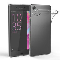 قاب ژله ای شفاف Slim Soft Case Sony Xperia XA 1 Ultra