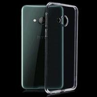 قاب ژله ای شفاف Slim Soft Case HTC U Play