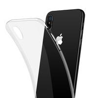 قاب ژله ای شفاف Slim Soft Case Apple iPhone X