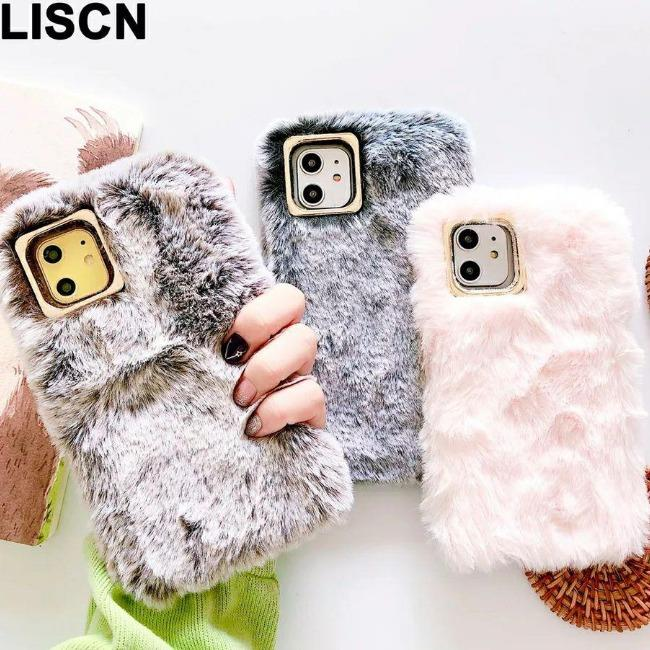 قاب ژله ای خزدار آیفون Woolly Case Apple iPhone 11 Pro Max