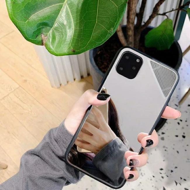 قاب آینه ای آیفون Mirror Case Apple iPhone 11