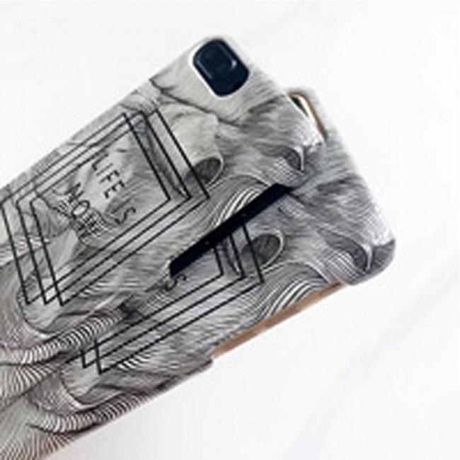 قاب محکم Stripe PC 360 Case Apple iPhone X