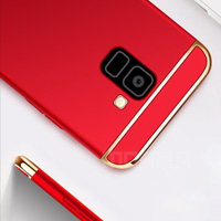 قاب محکم Lux Opaque Case Samsung Galaxy J7 Duo