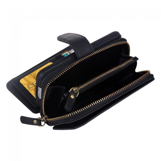 کیف چرمی BRG leather Bag for Samsung Galaxy S6 Edge