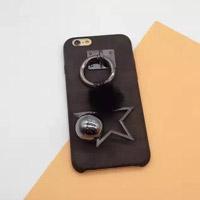 قاب مخملی Love Fur Star With Ball Case Apple iPhone 7