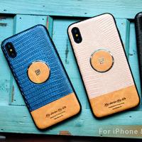 قاب چرمی Magnet Leather Case Apple iPhone X