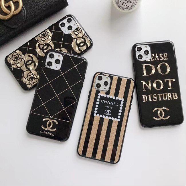 قابل ژله ای لاکچری طرح چنل TPU Luxury Case Apple iPhone 11