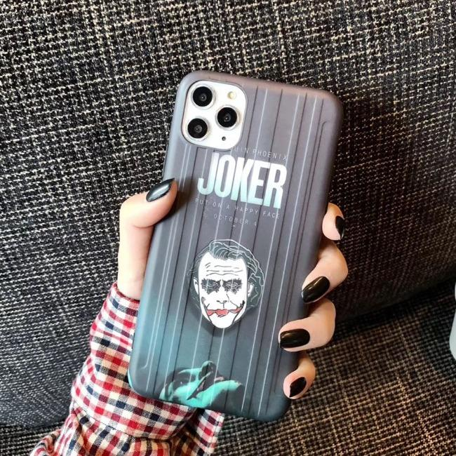 قاب چمدونی طرح جوکر Joker Case Apple iPhone 11 Pro