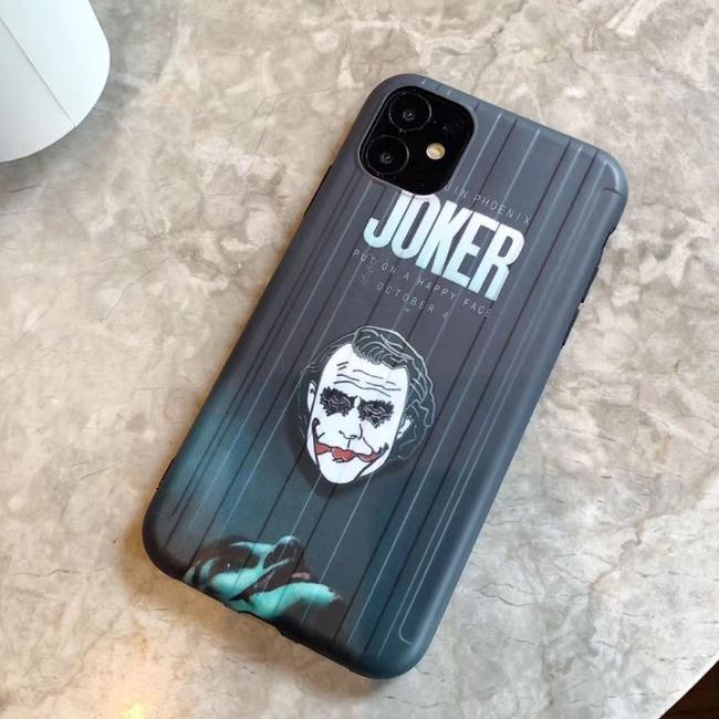 قاب چمدونی طرح جوکر Joker Case Apple iPhone 11 Pro Max