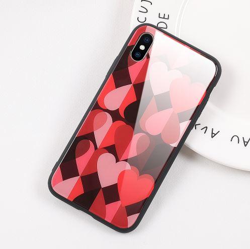 قاب محکم BF Glass Case Apple iPhone 6 Plus