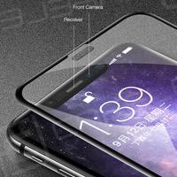 محافظ صفحه نمایش 5D فول چسب آیفون Kenzo 5D Screen Protector Apple iPhone XS