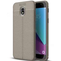قاب ژله ای طرح چرم Auto Focus Case Samsung Galaxy J7 2018