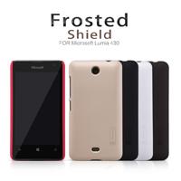 قاب محکم Nillkin Frosted shield Case for Nokia Lumia 430