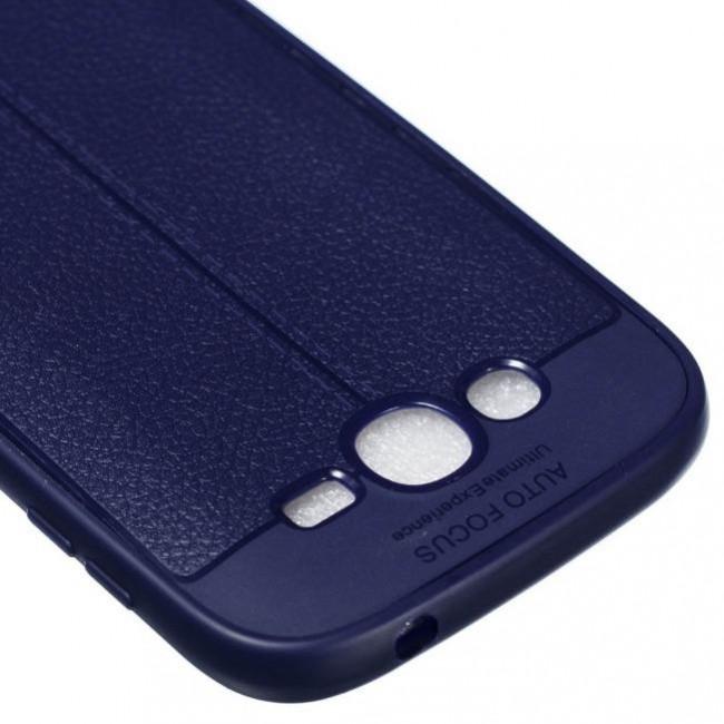قاب ژله ای طرح چرم Auto Focus Case Samsung Galaxy Grand 2