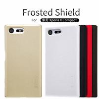 قاب محکم Nillkin Frosted shield Case for Sony Xperia X Compact