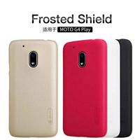 قاب محکم Nillkin Frosted shield Case Motorola Moto G4 Play