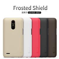 قاب محکم Nillkin Frosted shield Case LG K10 2017
