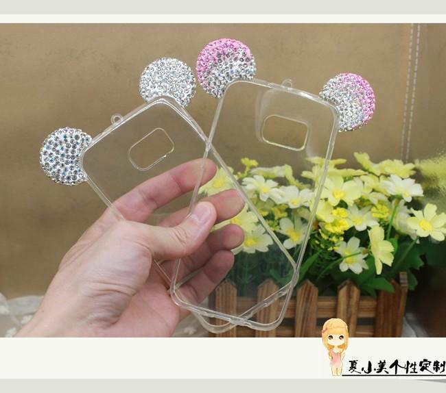 قاب ژله ای Diamond Mickey Case for Samsung Galaxy J5 Prime