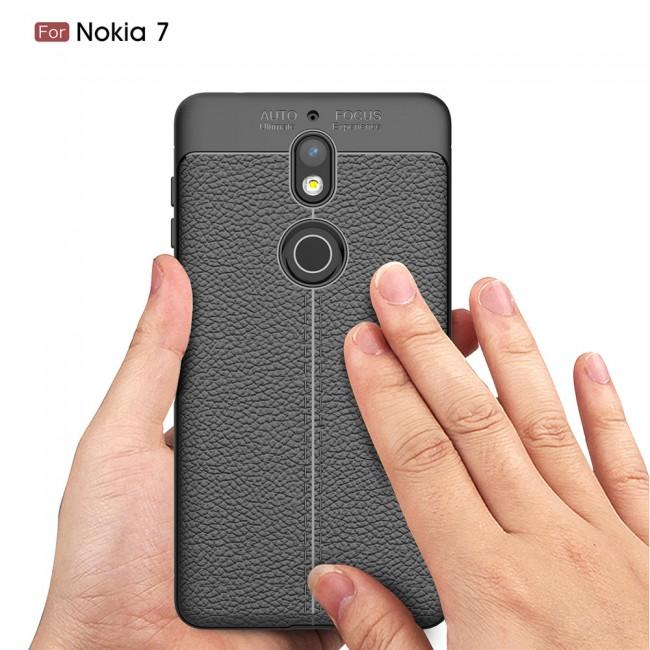 قاب ژله ای Auto Focus Case Nokia Nokia 7