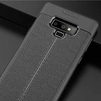 قاب ژله ای طرح چرم Auto Focus Case Samsung Galaxy Note 9