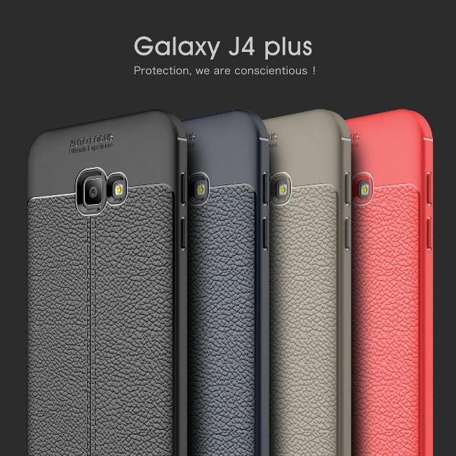 قاب ژله ای Auto Focus Case Galaxy J4 Plus