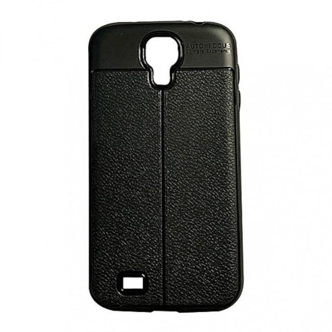 قاب ژله ای طرح چرم Auto Focus Case Samsung Galaxy S4