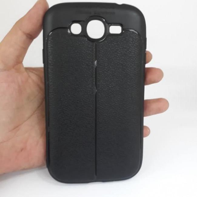 قاب ژله ای طرح چرم Auto Focus Case Samsung Galaxy Grand