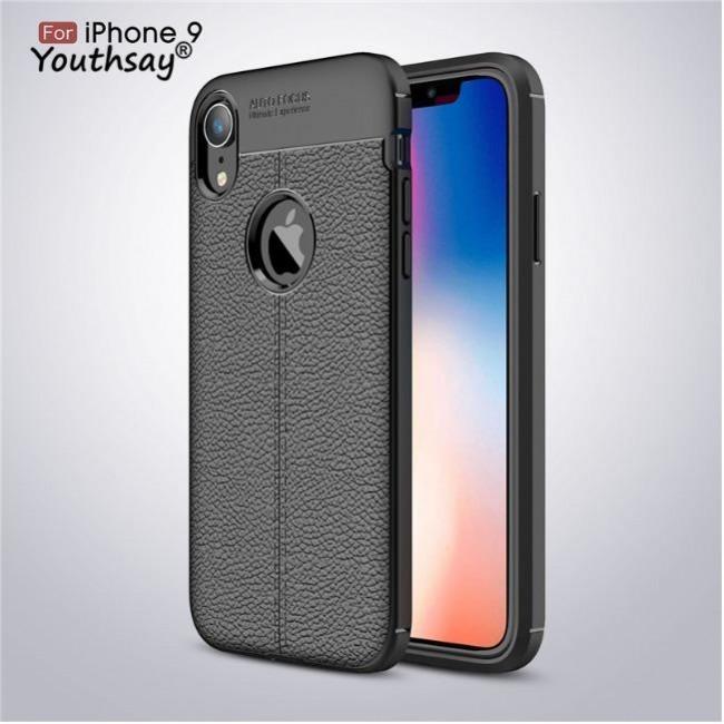 قاب ژله ای طرح چرم Auto Focus Case Apple iPhone XR