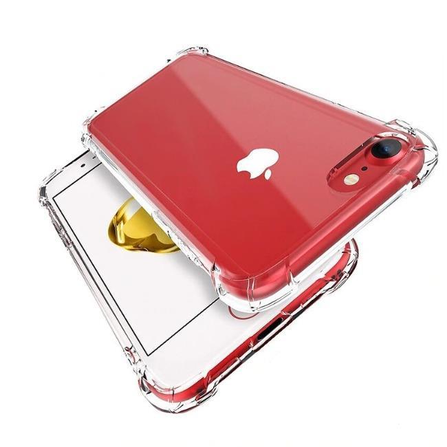 قاب ژله ای شفاف ضدضربه آیفون Shockproof Case for iPhone 7 Plus