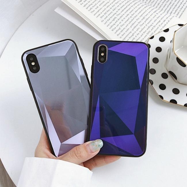 قاب لیزری پشت گلس Laser Back Glass Case iPhone 6 Plus
