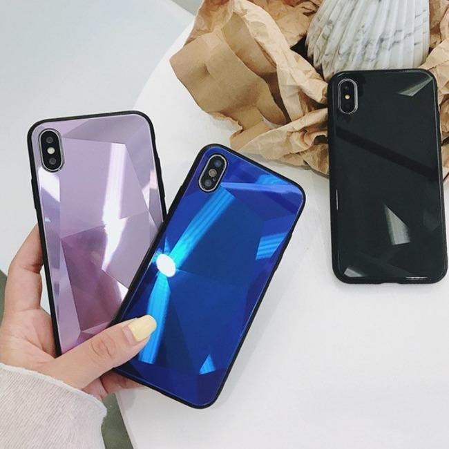 قاب لیزری پشت گلس Laser Back Glass Case iPhone 7 Plus