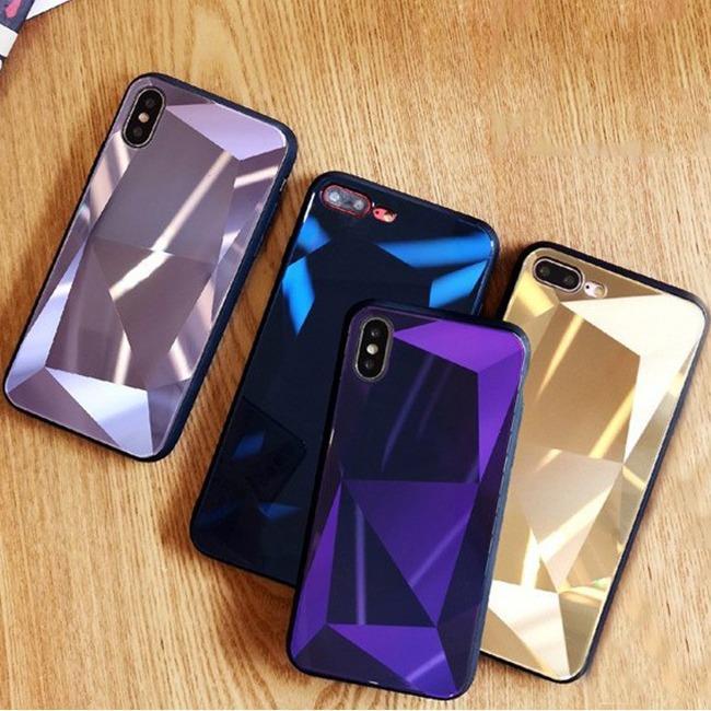 قاب لیزری پشت گلس Laser Back Glass Case iPhone X/Xs