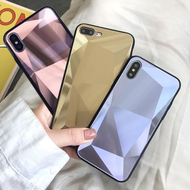 قاب الماسی پشت گلس سامسونگ Diamond Case Samsung Galaxy A10