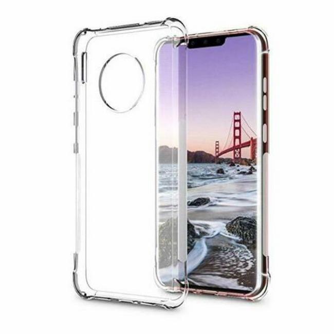قاب ژله ای شفاف ضدضربه هواوی Shockproof Case for Huawei Mate 30 Lite
